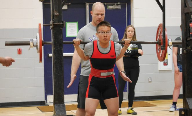 2017-05-26 CPF HS Nationals Mickey Wu Squat