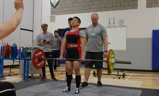 2017-05-26 CPF HS Nationals Mickey Wu Deadlift