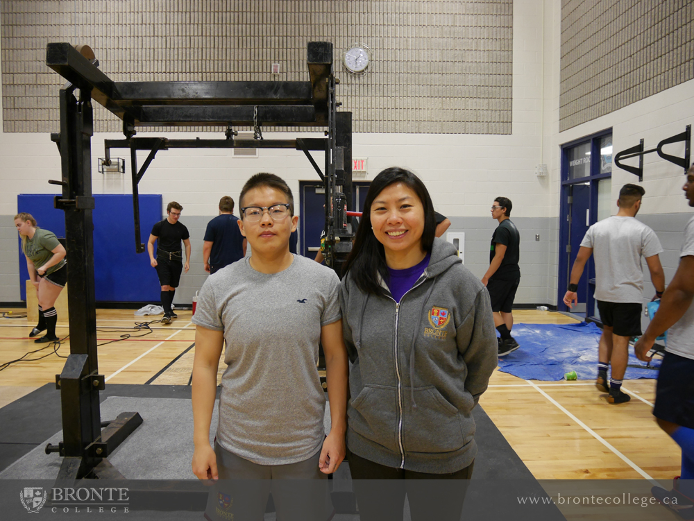 college powerlifting meet results