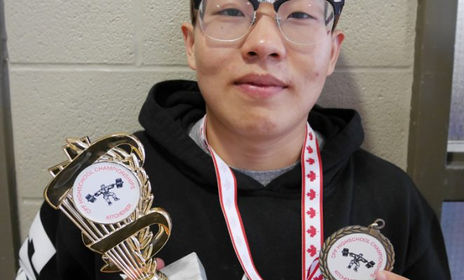 2017-05-26 CPF HS Nationals Mickey Wu Medal