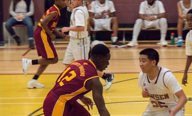 2018-04 Basketball Game-2