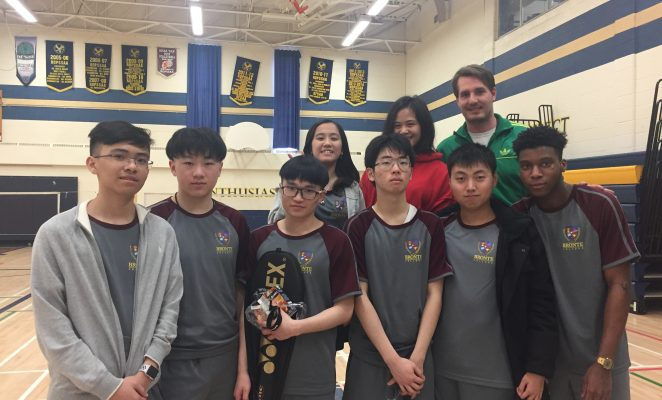 2018-04 Badminton Team-1