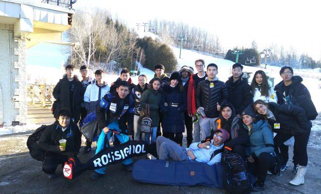 January 2018 – Ski Trip