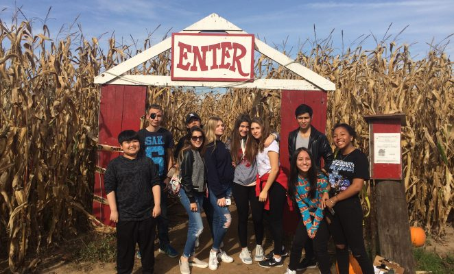 October 2017 – Hanes Corn Maze