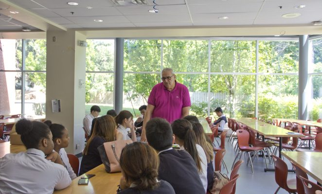 Bronte College Food Committee End of Year Celebration